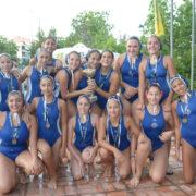 Πρωταθλήτριες Ελλάδος οι Μίνι Κορασίδες του Ναυτικού Ομίλου Βουλιαγμένης!