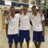 Στην Εθνική Ομάδα Υδατοσφαίρισης Εφήβων αγωνίζονται 3 αθλητές του Ν.Ο.Β. στο Πανευρωπαϊκό Πρωτάθλημα