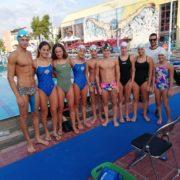 Πολύ καλή εμφάνιση η ομάδα του Ν.Ο.Β. στα Πανελλήνια Πρωταθλήματα Κολύμβησης με τη Δ. Κουρουνιώτη να σαρώνει τα μετάλλια